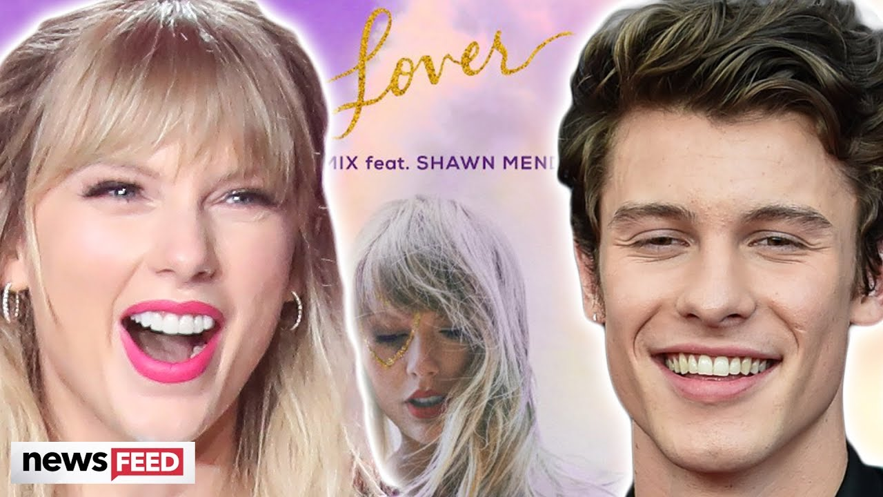Taylor Swift & Shawn Mendes collobrote on 'Lover' Remix!