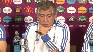 Fernando Santos, nuevo entrenador de Portugal