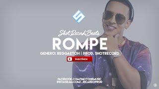 """""""Rompe"""" - Reggaeton Instrumental #35   Daddy Yankee """"Shaky"""" Style   Prod. by ShotRecord"""
