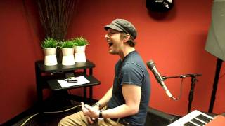 "GAVIN DEGRAW SERENADES ME - SAM COOKE ""NOTHING CAN CHANGE THIS LOVE"""