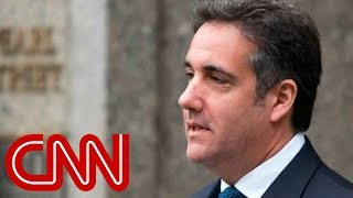 NYT: Michael Cohen gave prosecutors new information on Trump