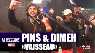 """Pins & Dimeh """"Vaisseau"""" #LaNocturne"""