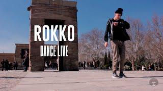 DANCE LIVE ROKKO X PARTYNEXTDOOR - Kehlani's [MADRID FREESTYLE] BLACKLABELMUSIC X TWENTYEIGHT