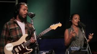 "Ziggy Marley performing ""Butterflies"" Live on KCRW"