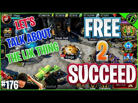 My Thoughts On The Countess Lix Event | Free 2 Succeed - EPISODE 176