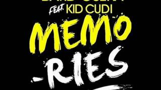 David Guetta ft Kid Cudi - Memories (Remix)