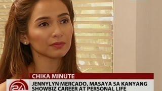 Jennylyn, sumabak sa training kay Beauty Queen Maker Jonas Gaffud para sa kanyang next project