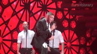 Eurovision 2015: Nadav Guedj - Golden Boy - Israel - Rehearsal