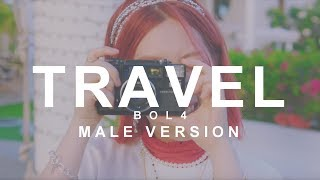 MALE VERSION   BOL4 - Travel