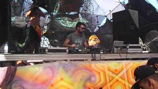 Bizzare Contact Live - Freedom Festival 2013
