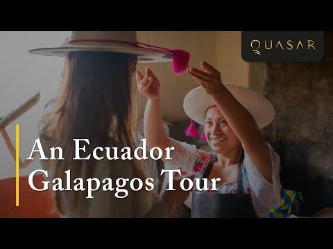 Ecuador: An Ecuador Galapagos Tour With Ecuador Markets & Selva Ecuador
