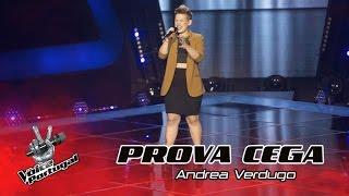 "Andrea Verdugo - ""Son of a Preacher Man"" | Provas Cegas | The Voice Portugal"