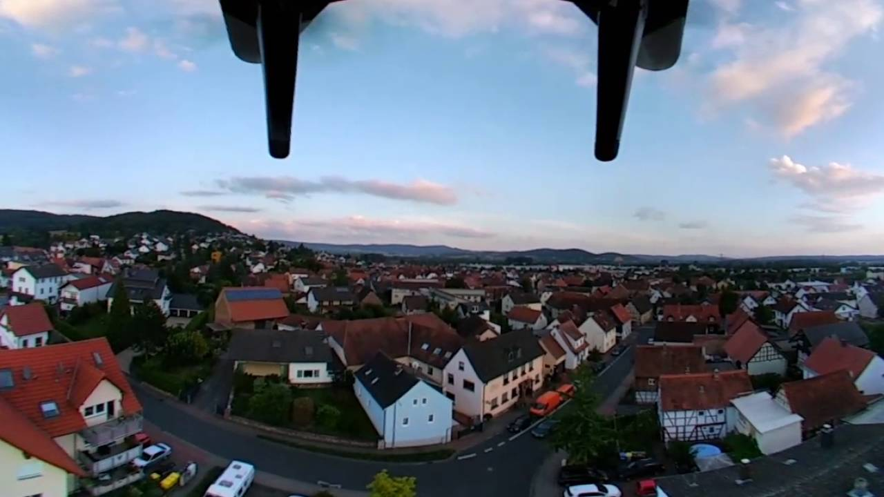 frist time take LG360 to my drone