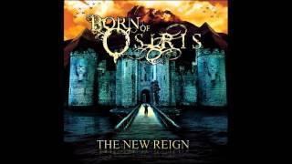 Born of Osiris- Abstract Art