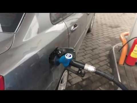 Сколько литров топливный бак у Daewoo Gentra?