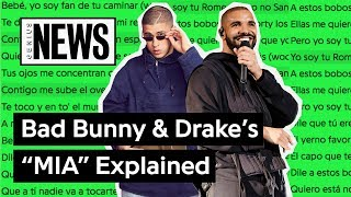 "Bad Bunny & Drake's ""MIA"" Explained 