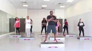 FULL CHOREO ** New training AFRO STEP by YFit Coaching !