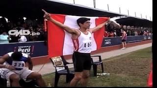 Informe: Jorge Mc Farlane (Atletismo)