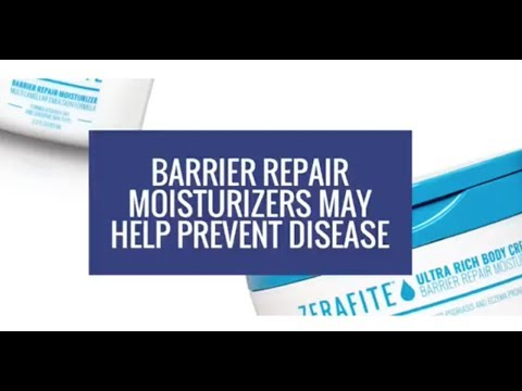Decrease Inflammation With Barrier Repair Moisturizers