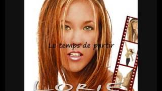 Lorie - Le temps de partir