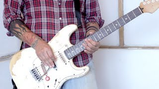 Pink Floyd - Comfortably Numb (Guitar Solo Cover)