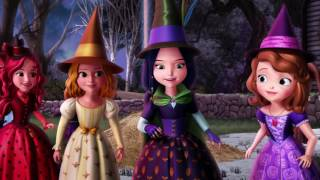 Sofia the First - The Broomstick Dance