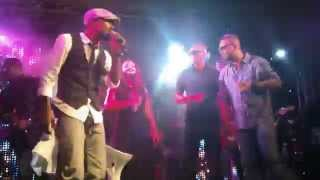 Gutto & Boss Ac Dinero Com Big Nelo & Edmazia Ao Vivo No Belas Shopping