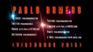 """VIDEOBOOK PABLO ROMERO 2016""."
