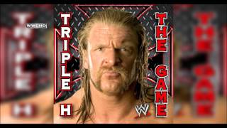 """WWE: """"The Game"""" (Triple H) Theme Song + AE (Arena Effects)"""
