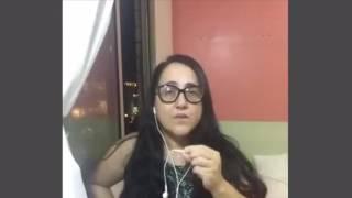 PEDAÇO DE MIM cover CHICO BUARQUE por Patrícia Raposo Paiva & José Lembo