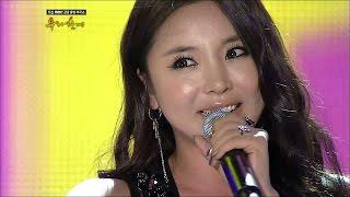 【TVPP】Hong Jin Young - Love's Battery, 홍진영 - 사랑의 배터리 @ MBC Gyeongnam Branch Celebrations Live
