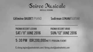 Soiree Musicale - Musical Concert at Padma Hotels