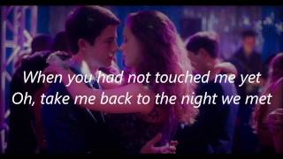 Lord Huron - The Night We Met [Lyrics]