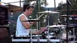 Luka Cadez soundcheck