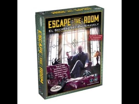 Reseña Escape The Room: Le Secret de la Retraite du Dr Gravety