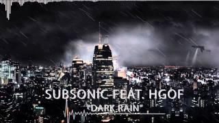 SubSonic feat. HGOF - Dark Rain   Dark Trap Beat 130 BPM