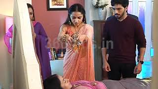 NAZAR   Piya Comes Back In Her Home For Ansh's Mother   नज़र