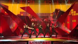TVXQ - Mirotic, 동방신기 - 주문, Music Core 20081025