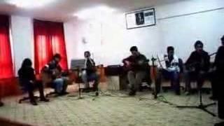 Bir efsaneydi-Yusuf Baysal A.Lisesi Gitar Grubu