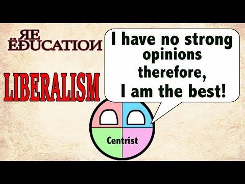 Why I HATE Liberals