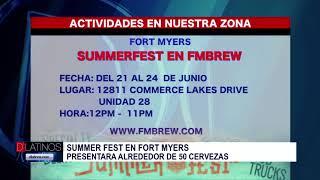 Summerfest en la ciudad de Fort Myers