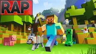 Rap do Minecraft (2017) (MINECAFT RAP)
