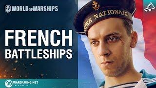 World of Warships - Bonjour, Battleships!