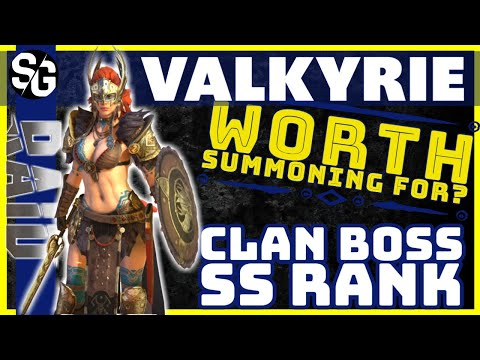 RAID SHADOW LEGENDS | VALKYRIE WORTH SUMMONING FOR?