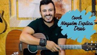 Adriano Vidal - Ninguém explica Deus (Cover Preto no Branco feat Gabriela Rocha)