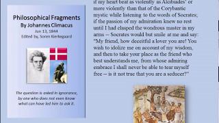 Soren Kierkegaard on Seduction 1844