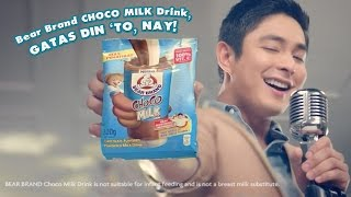 SIDE A 30s TVC| BEAR BRAND Choco Milk Drink | Nestle PH