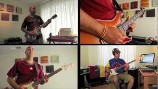 Himno de Venezuela Version Rock Instrumental por Ryan Guzman