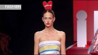 AGATHA RUIZ DE LA PRADA MBFW Spring Summer 2020 Madrid - Fashion Channel