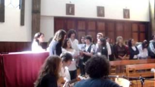 Grupo de Jovens da Camacha - A tua palavra Senhor